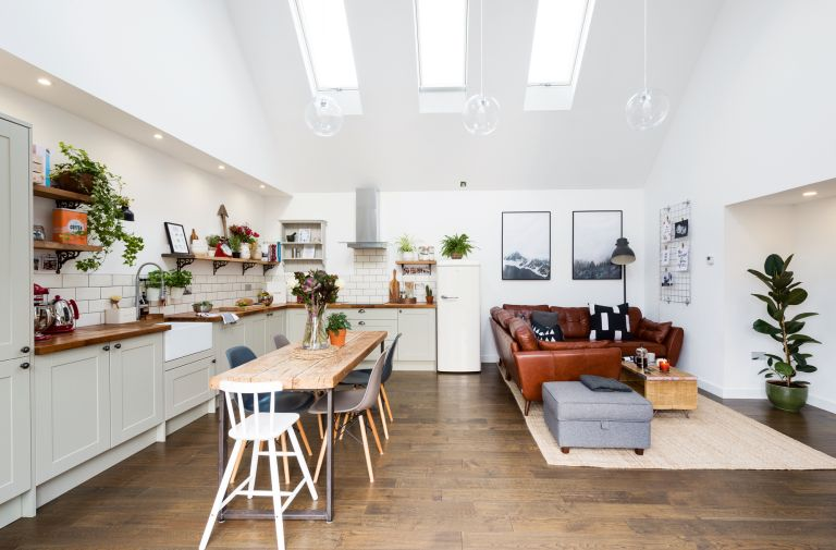 Home redesign builds